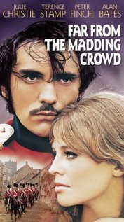 Far from the Madding Crowd (1967) cover