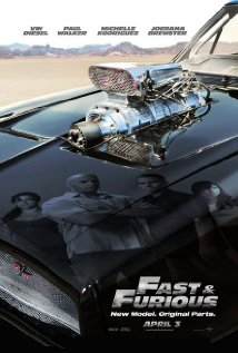 Fast & Furious 2009 poster