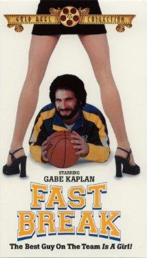 Fast Break 1979 poster