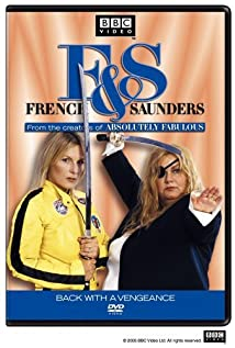 French and Saunders (1987) cover