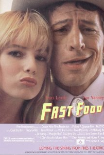 Fast Food (1989) cover