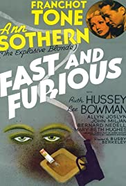 Fast and Furious (1939) cover