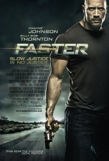 Faster (2010) cover