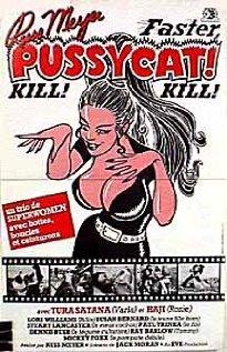 Faster, Pussycat! Kill! Kill! (1965) cover