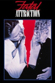 Fatal Attraction 1987 poster