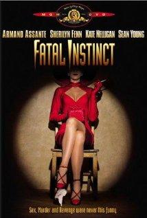 Fatal Instinct 1993 poster