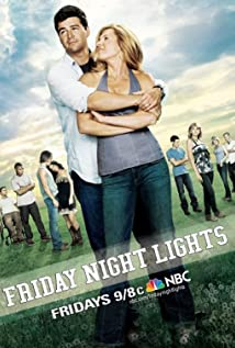 Friday Night Lights 2006 poster