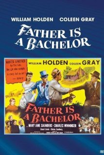 Father Is a Bachelor (1950) cover