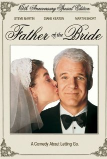 Father of the Bride (1991) cover