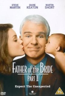 Father of the Bride Part II 1995 poster