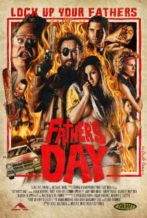 Father's Day (2011) cover