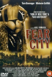 Fear City (1984) cover
