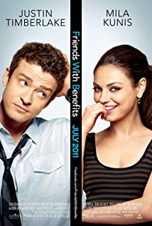 Friends with Benefits (2011) cover