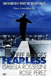 Fearless (1993) cover
