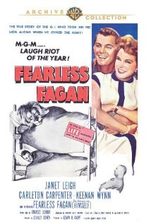 Fearless Fagan (1952) cover
