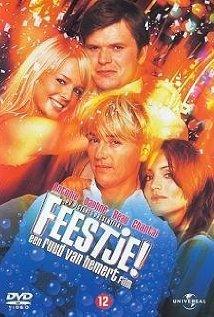 Feestje 2004 poster