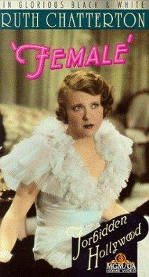 Female (1933) cover