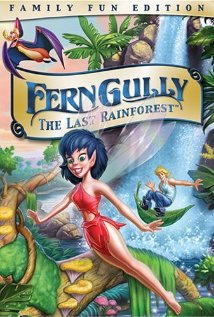 FernGully: The Last Rainforest (1992) cover