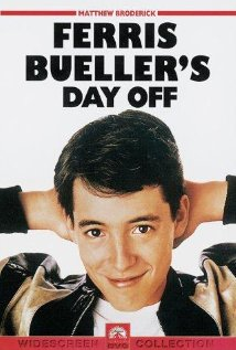 Ferris Bueller's Day Off (1986) cover
