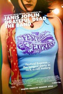 Festival Express (2003) cover