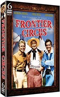 Frontier Circus 1961 poster