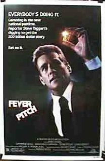 Fever Pitch (1985) cover