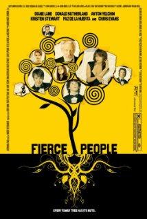 Fierce People (2005) cover