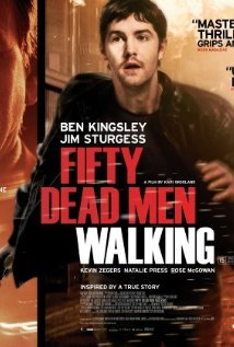 Fifty Dead Men Walking (2008) cover