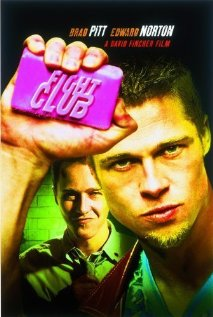 Fight Club 1999 poster