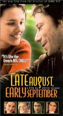 Fin août, début septembre (1998) cover