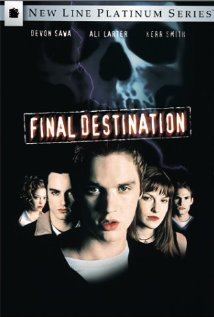 Final Destination (2000) cover