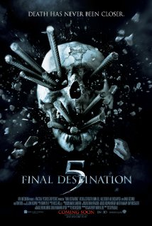 Final Destination 5 (2011) cover