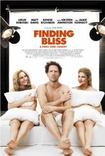 Finding Bliss 2009 poster