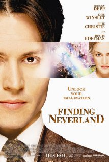 Finding Neverland (2004) cover
