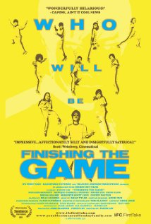 Finishing the Game: The Search for a New Bruce Lee (2007) cover