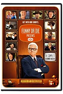 Funny or Die Presents... (2009) cover