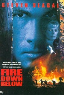 Fire Down Below (1997) cover
