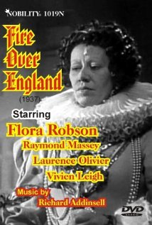 Fire Over England (1937) cover