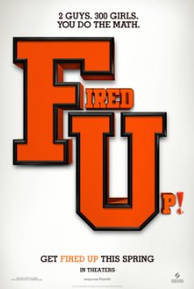 Fired Up! (2009) cover