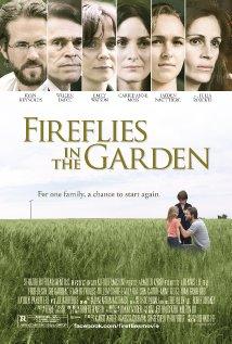 Fireflies in the Garden 2008 poster