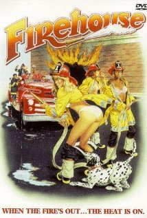 Firehouse (1987) cover
