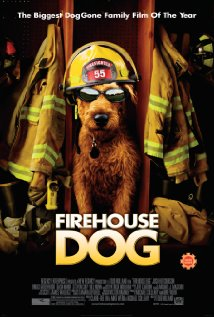 Firehouse Dog (2007) cover