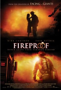 Fireproof (2008) cover