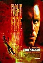 Firestorm (1998) cover