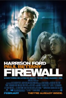 Firewall (2006) cover