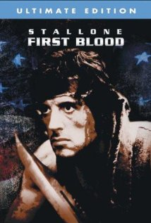 First Blood (1982) cover