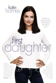 First Daughter (2004) cover