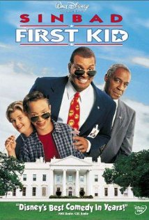 First Kid (1996) cover