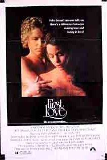 First Love (1977) cover