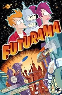 Futurama (1999) cover